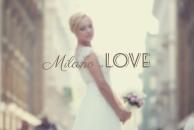 Bridal Portraits Milano Italy