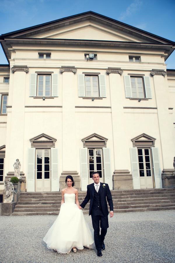 Fotografo Matrimonio Villa Zanchi Stezzano – Erika Di Vito