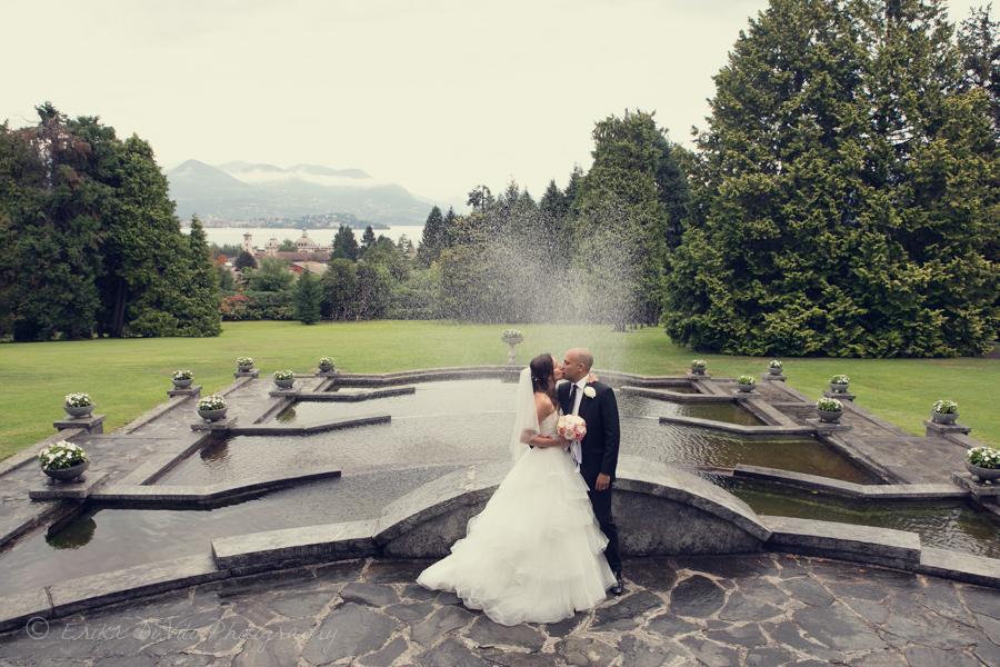 Fotografo Matrimonio Villa Muggia Stresa