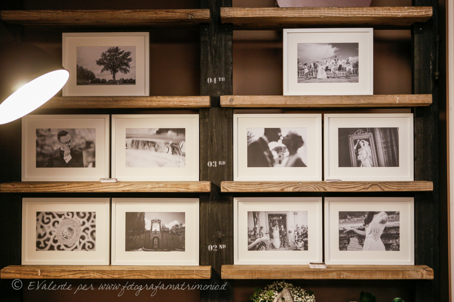 Fotografa matrimonio esposizione Treviglio